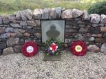 22 Stone and Wreaths
