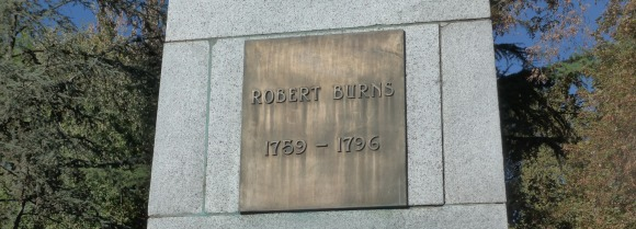 006 Robert Burns Statue