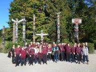 016 Stanley Park Totem Poles