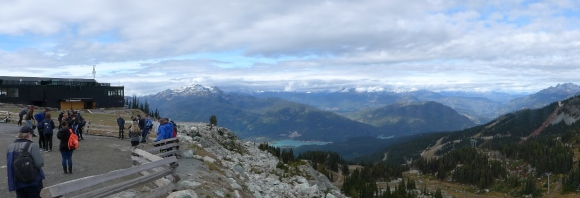 017 Whistler Peak to Peak