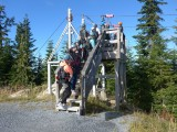018 Grouse Mountain Zipwire