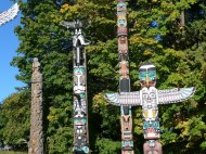018 Stanley Park Totem Poles