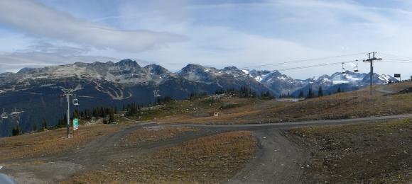 018 Whistler Peak to Peak
