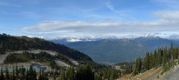 019 Whistler Peak to Peak