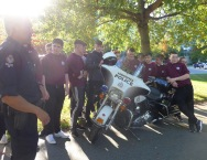24 Stanley Park Motorcycle